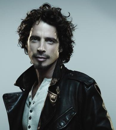 90s Icons Male Chris cornell is a rock icon