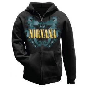 Nirvana Hoodie from FadedFlannel.com