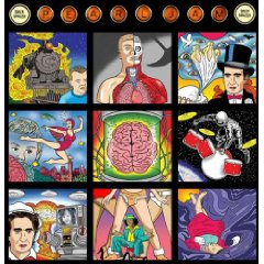 Backspacer from Pearl Jam - Faded Flannel
