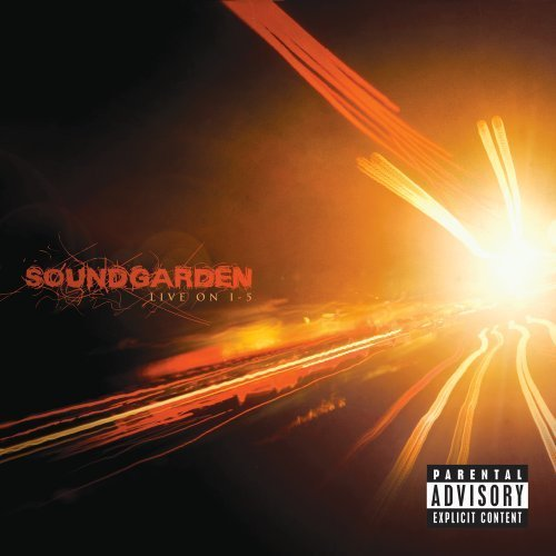 Soundgarden - Live on I-5 - Pre-order on FadedFlannel.com